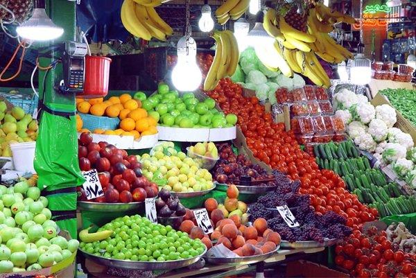 ۱۴۳ کیلو محصول باغی به ازای هر ایرانی تولید شد