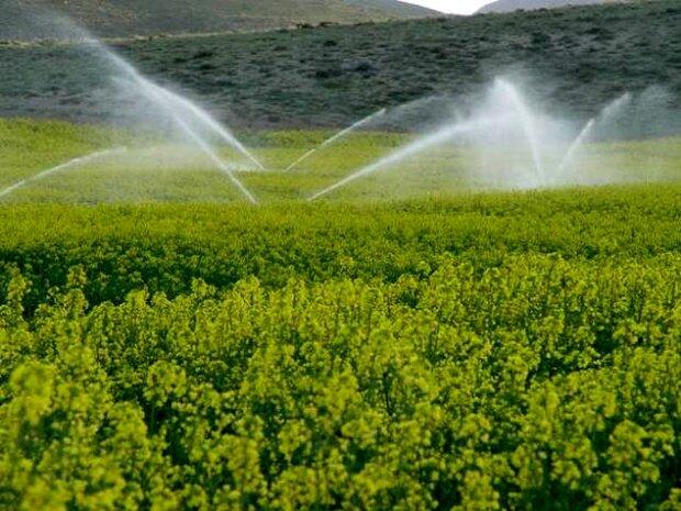 تدوین طرح تعیین میزان مصرف آب کشاورزی